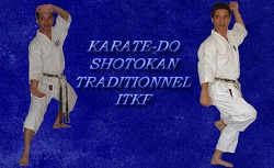 Forum Karate Traditionnel de Johnny Gence