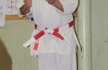 Antonio TIME Red and White Belt