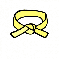 Yellow Karate Belt Program