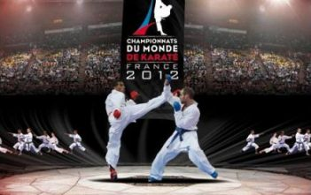 Karate World Championships - France 2012