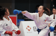 championships-the-world-of-karate-sabrina-ouihaddadene