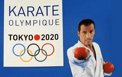 Chistophe Pinna Jeux Olympiques Tokyo 2020