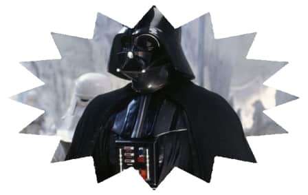 Darth Vader on Karate-Blog.net
