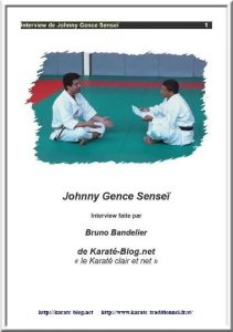 Ebook gratuit Interview de Sensei Johnny Gence