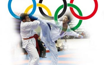Serve Karate for the Olympic Games