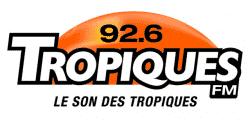 FM Tropics Logo