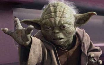 Yoda Master of Star War