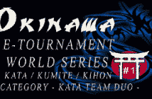 okinawa E-Tournament World Series