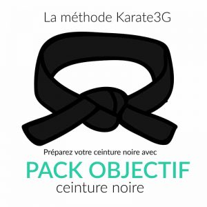 Black Belt Objective Pack